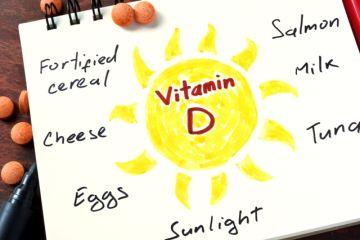 Vitame D en zwanger worden
